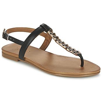 Chaussures Femme Sandales et Nu-pieds Bocage JANET Noir