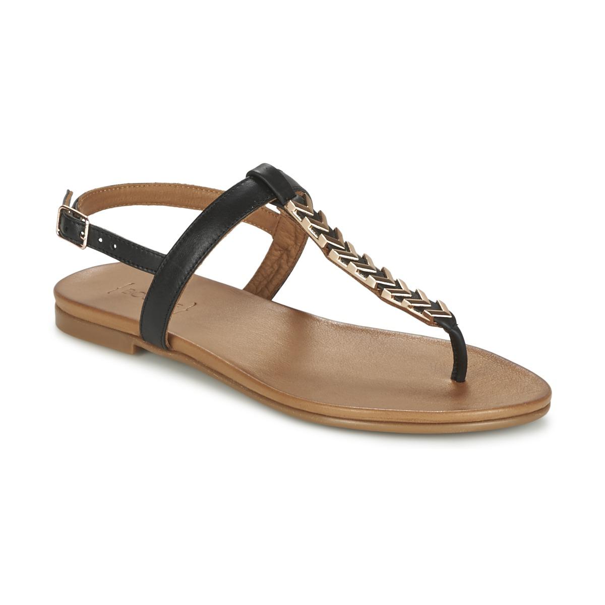 Sandale Bocage JANET Noir