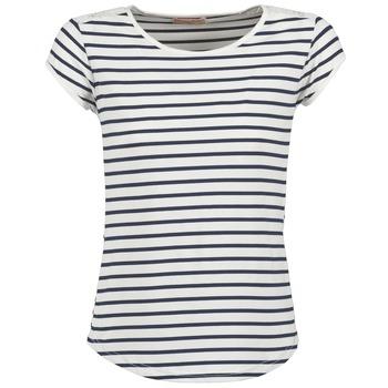 T-shirts & Polos Moony Mood EIYA Blanc / Bleu 350x350
