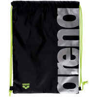 Sacs Homme Sacs de sport Arena fast Swimbag Black / Fluo Yellow / Silver