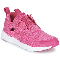 Chaussures Femme Baskets basses Reebok Classic FURYLITE JERSEY Rose