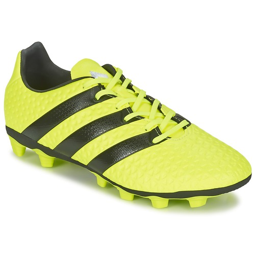 Chaussures Homme Football adidas Performance ACE 16.4 FXG Jaune