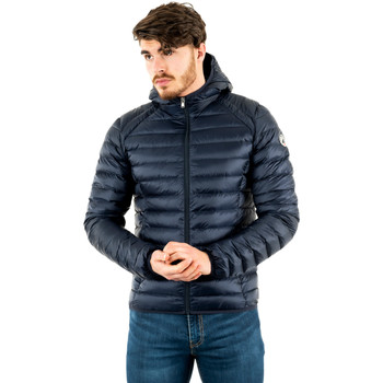 Vêtements Homme Doudounes Jott Just Over The Top doudoune nico ml capuche bleu