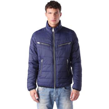 Vêtements Homme Doudounes Diesel Doudoune  W-Izumo (Bleu) Bleu