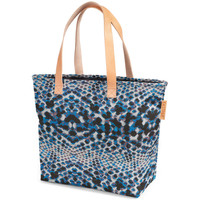Sacs Femme Cabas / Sacs shopping Eastpak Sac à main  Flask ref_eas38506-43k-blue-diamo Bleu
