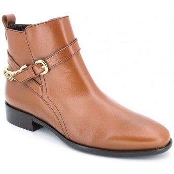 Chaussures Femme Boots Dansi 202209 casual urbanos marron