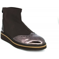 Chaussures Femme Boots Pedro Miralles Weekend 2353 Marron