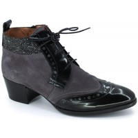 Chaussures Femme Bottines Hispanitas baltimore hi-40442 Gris