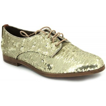 Chaussures Femme Derbies Elvio Zanon B-0601-X or