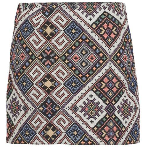 Vêtements Femme Jupes Betty London ELETETTE Multicolore