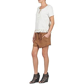 Ecru Vêtements TopsBlouses Echrale Femme Betty London qzpUMVS