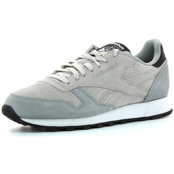 Chaussures Homme Baskets basses Reebok Sport CL Leather Gris