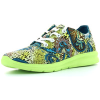 Chaussures Femme Baskets basses Vans Iso 2 Leopard/Paisley) Blue Bird/Green