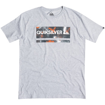 T-shirts manches courtes Quiksilver Classic tee check
