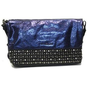 Sacs Femme Sacs porté épaule Thierry Mugler Sac Besace  Addict 3 Bleu Bleu