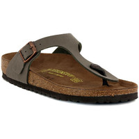 Chaussures Femme Tongs Birkenstock GIZEH  STONE     89,1