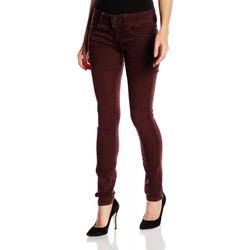 Vêtements Femme Jeans slim G-Star Raw Jean  Lynn Mid Skinny Coj Dk Fig Rouge