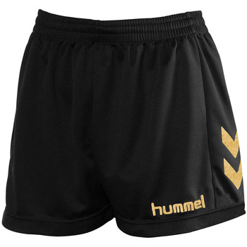 Vêtements Femme Shorts / Bermudas Hummel Short Classic Lady Trophy Noir