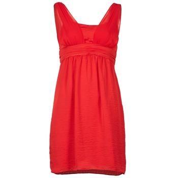 Robes Naf Naf KYARINA Rouge 350x350