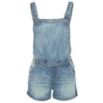 Vêtements Femme Combinaisons / Salopettes Naf Naf GUERIC Bleu medium