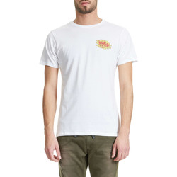T-shirts manches courtes Wasted Tee Shirt  Jiro Rat Blanc Homme