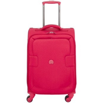 Sacs Valises Souples Delsey Tuileries 55 rouge