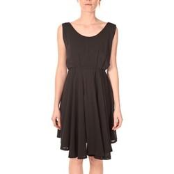 Vêtements Femme Robes courtes Aggabarti Aggarbati Robe Bretelles 121084 Noir Noir