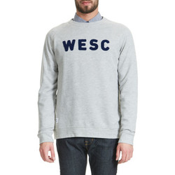 Vêtements Homme Sweats Wesc Sweat Shirt  Arlo Gris Homme Gris