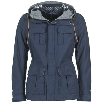 Vêtements Homme Parkas Benetton JULIPO Marine