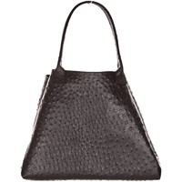 Sacs Femme Sacs porté main Very Bag Street Sac valise  SOLEIL BLEU Noir Noir
