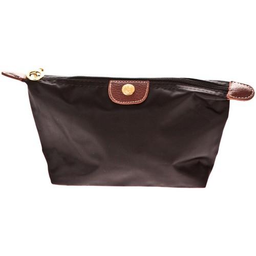 Sacs Femme Pochettes / Sacoches Very Bag Street Pochette couleur unie W-26 Noire Noir