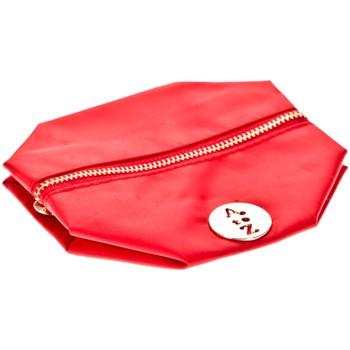 Sacs Femme Pochettes / Sacoches Very Bag Street Pochette besace bouton doré Rouge Rouge