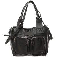 Sacs Femme Sacs porté main Very Bag Street Sac  Sophia 30811 Noir Noir