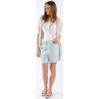 Vêtements Femme Shorts / Bermudas Gat Rimon BERMUDA HARLEY MENTHE Vert