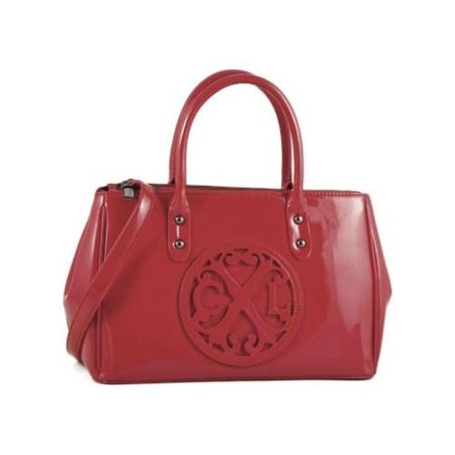 Sacs Femme Sacs porté main Christian Lacroix Cabas Jonc 7 Rouge Rouge