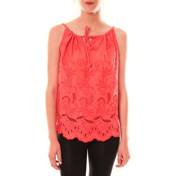 Vêtements Femme Débardeurs / T-shirts sans manche Dress Code Debardeur HS-1019  Rose Rose