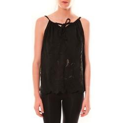 Vêtements Femme Débardeurs / T-shirts sans manche Dress Code Debardeur HS-1019  Noir Noir