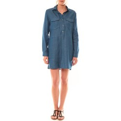 Vêtements Femme Tuniques Dress Code Tunique K836  Denim Bleu