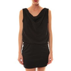 Vêtements Femme Robes courtes Carla Conti Robe 157  Noire Noir