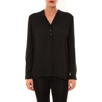 Tops / Blouses Carla Conti Blouse M3060 noir