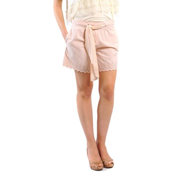 Vêtements Femme Shorts / Bermudas Gat Rimon SHORT OSCAR PIVOINE Rose