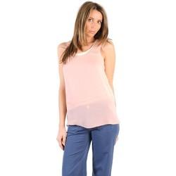 Vêtements Femme T-shirts manches courtes Gat Rimon TOP SALLI AGATE Bleu
