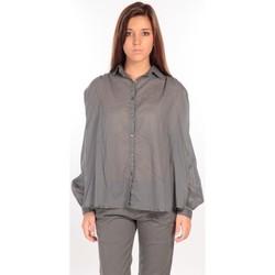 Vêtements Femme Chemises / Chemisiers Charlie Joe Chemise Judith Bleu