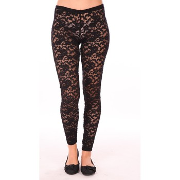 Vêtements Femme Leggings Charlie Joe Legging Rich Noir