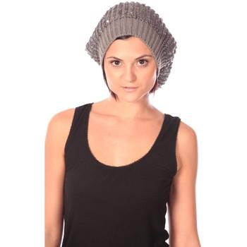 Accessoires textile Femme Bonnets Charlie Joe Bonnet Bob Hat Lise Gris Gris