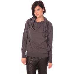 Vêtements Femme Sweats Rich & Royal Rich&Royal Sweet Look Gris Foncé Gris