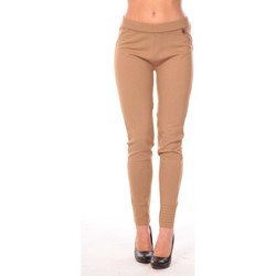 Vêtements Femme Leggings Rich & Royal Rich&Royal Pantalon Leni Beige