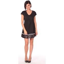 Vêtements Femme Robes courtes Aggabarti Robe Nancy 112011 Noir