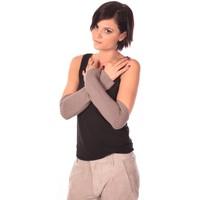 Accessoires textile Femme Gants Charlie Joe Mitaine Zaven Taupe Marron