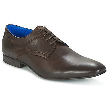 Chaussures Homme Derbies Carlington EMECA Marron